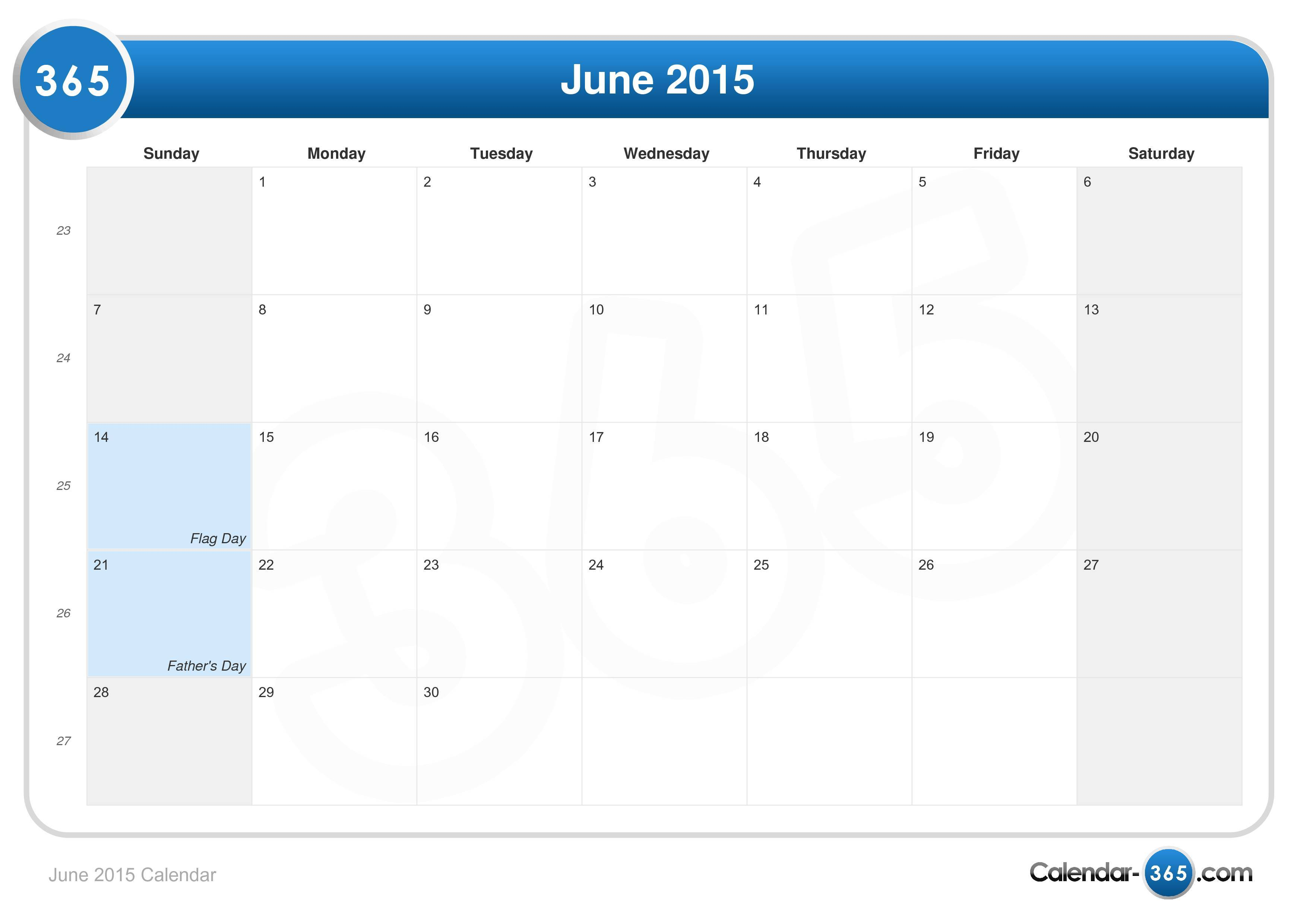 june 2015 timetable Also, a few events will take place a bit earlier in 2015, including wrestlemania  xxxi, which will be held on march 29 rather than its usual april.
